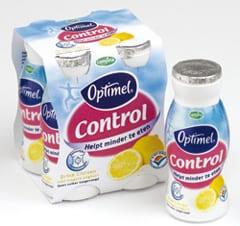 Afvallen met zuivel: Optimel Control