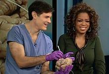 afslanken Oprah Dr Oz