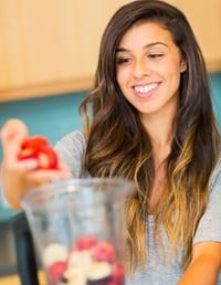 Tieners: begin niet met een dieet!