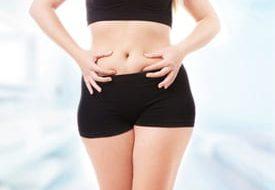 Plaatselijk afvallen: Is het mogelijk met een dieet?
