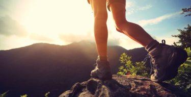 Wandelen + gewicht verliezen: makkelijk calorieën verbranden dankzij wandeling