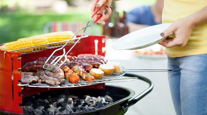 barbecueën gezond barbecue BBQ