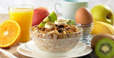 gezond ontbijt ontbijten