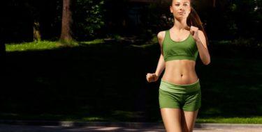 joggen afvallen