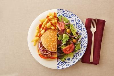 vetvrij dieet vetloos
