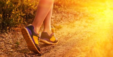 wandeltechniek wandelen beginners