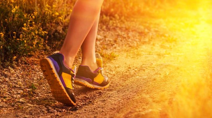 uur wandelen per dag afvallen
