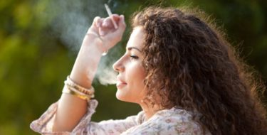 roken en afvallen
