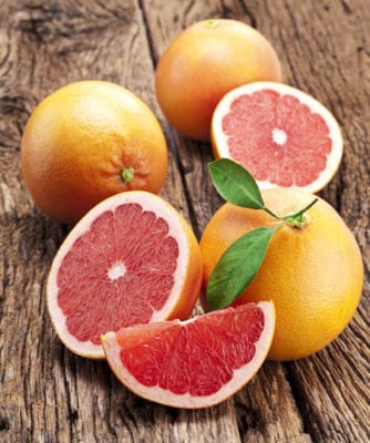 Naringenine in grapefruit = sneller afvallen