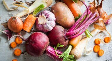 Seizoensproducten: gezondste voeding voor 4 seizoenen