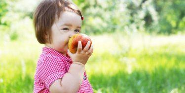Simpele + gezonde snacks voor kinderen