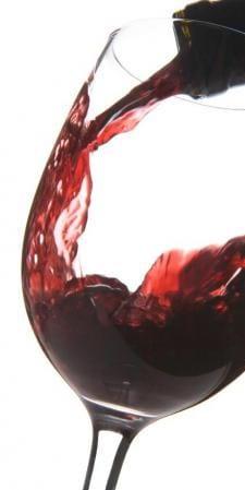 rode wijn gezond afvallen