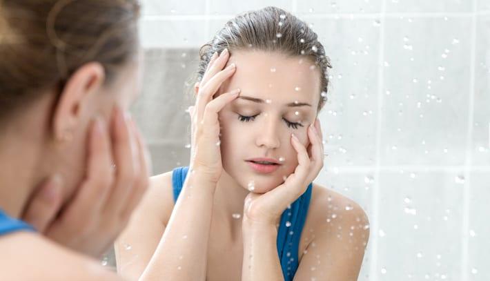 gezichtsverzorging gezichtsreiniging
