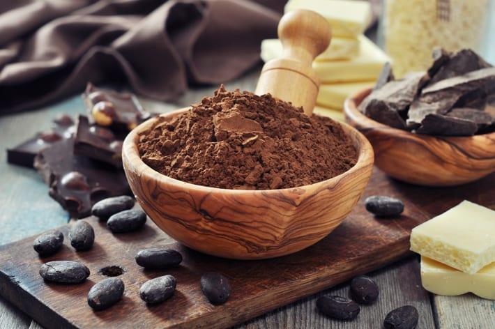 chocolade goede slechte eigenschappen