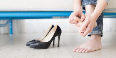 Voetkramp: verkramping van voeten voorkomen & doorbreken…