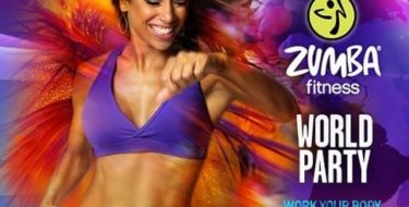 Zumba dans fitness afvallen