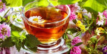 beste thee voor afvallen