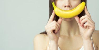 banaan afvallen