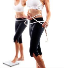 op gewicht blijven na afvallen