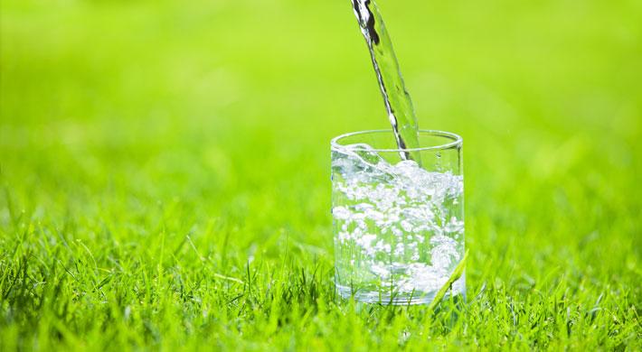 kokend water drinken afvallen