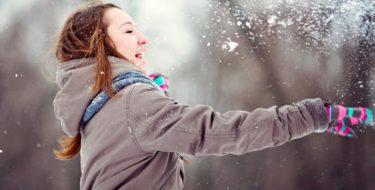 winter actief blijven