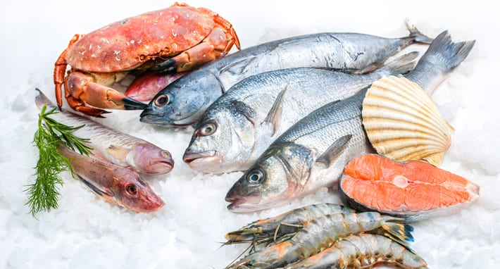 vis gezond gezonde vissoorten