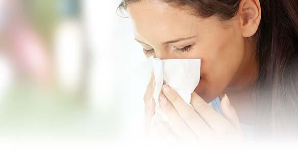 neusverkoudheid gaat niet over