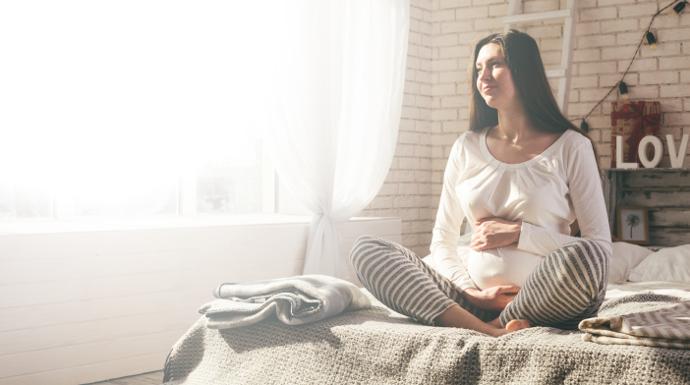 niet ongesteld niet zwanger wel buikpijn