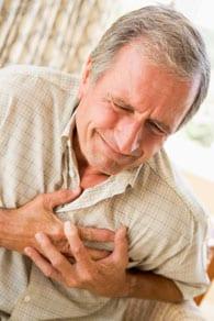 pijn achter longen