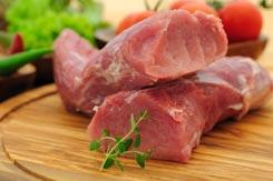 nadelen varkensvlees