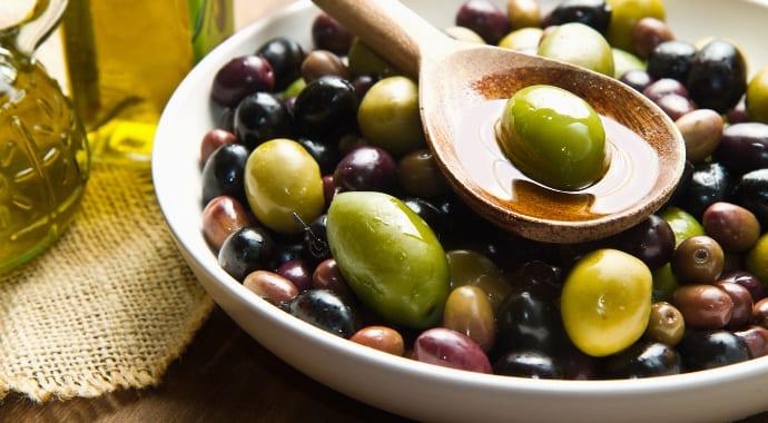 10 redenen waarom groene & zwarte olijven gezond zijn - gezondr.nl