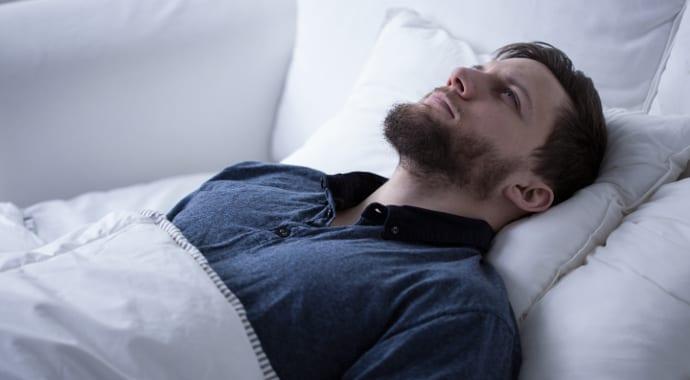 slaapverlamming slaapparalyse