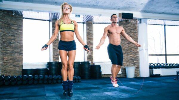 Touwtjespringen = afvallen, afslanken & gewicht verliezen