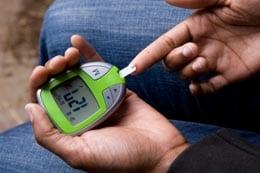 Verband tussen overgewicht & diabetes (suikerziekte)