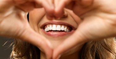 verkleurde tanden bleken