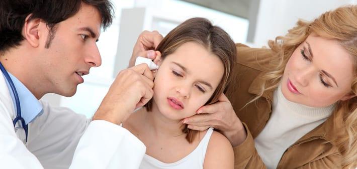 oorpijn kinderen genezen
