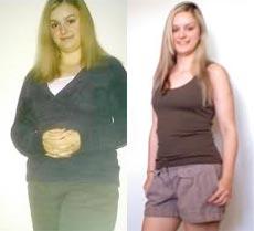 20 kilo afvallen in een half jaar