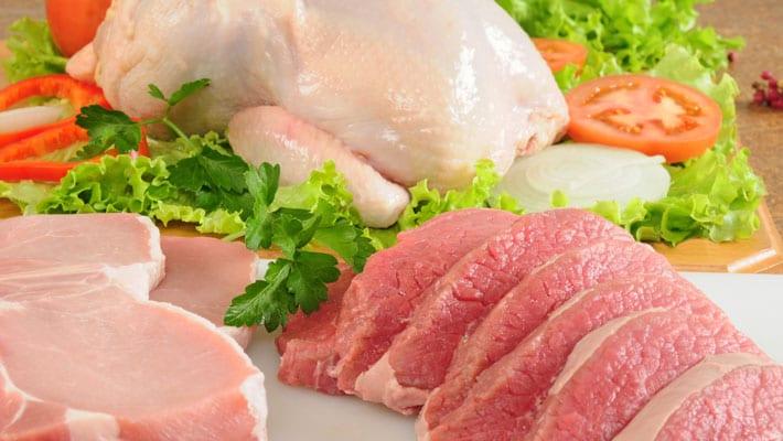 gezond vlees