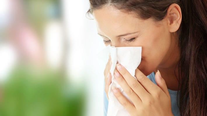 extreme verkoudheid