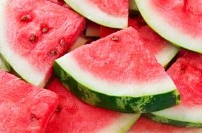 5 vocht-inbrengende voedingsmiddelen