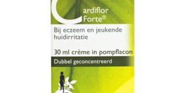 Cardiflor Forte® ter behandeling van constitutioneel eczeem