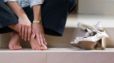 Beenoedeem: vochtstapeling in benen, enkels & voeten