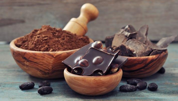 beste pure chocolade