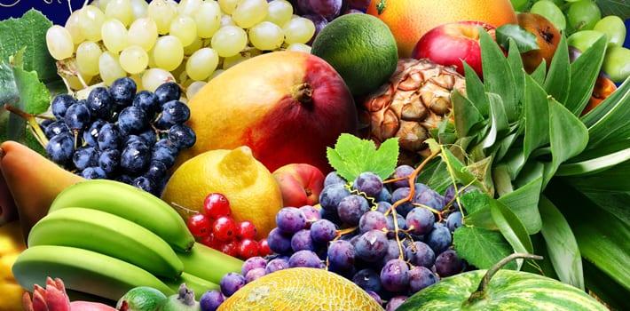 fruit gezond vruchten