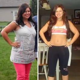 Dieetervaring van Kaylie: 12 kilo blijvend eraf!