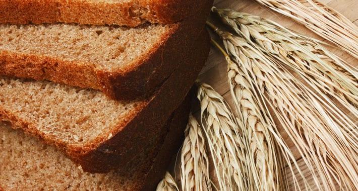 afvallen en brood