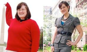 Dieetervaring van Sarah: doorbijten = 53 kilo afvallen