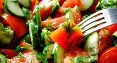 Gezonde voeding: Leer genieten van gezond eten!