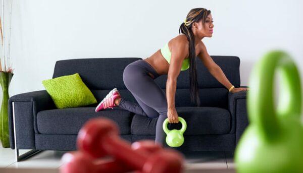 Thuis trainen: 6x cardiofitness & krachttraining