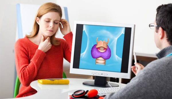 Trage schildklier (hypothyreoïdie): behandeling + symptomen